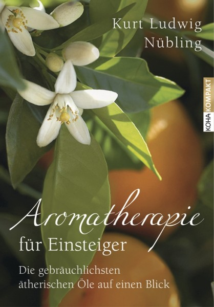 Buch Aromatherapie für Einsteiger