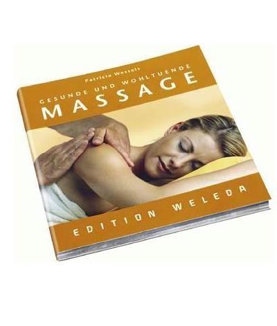 """Buch """"Gesunde und Wohltuende Massage"""""""