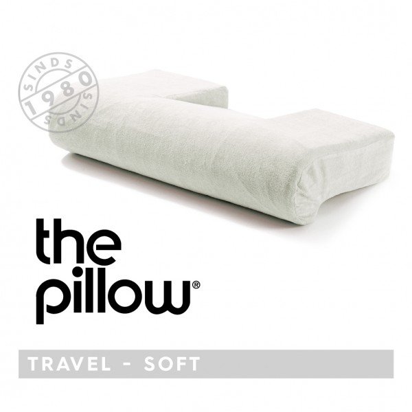 Orthopädisches Kopfkissen The Pillow Travel Soft